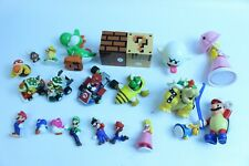 Nintendo Super Mario Kirby's Dream Land figure &Toy lot of 22 set Japan