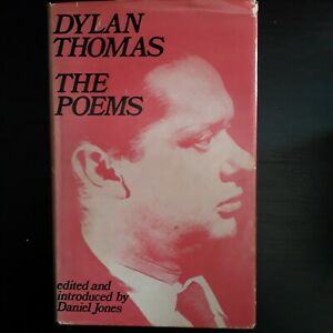 Dylan Thomas The Poems Pre owned Fair Condition Hardback Book