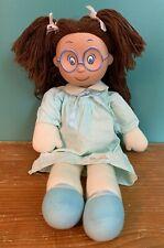 """Vintage 1987 Ivy Cottage Violet Pickles 18"""" Doll - Horsman, Miss Biscuit"""