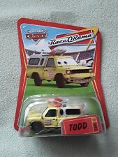 Disney Pixar Cars Race o Rama TODD #93 Red Ticket Pizza Planet Toy Story Truck