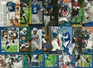 (20) Different 2000 Penn State University Nittany Lions Alumni Cards Collins