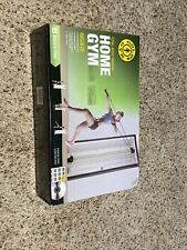 New listing GOLD'S GYM Total Body Training Portable Home Gym