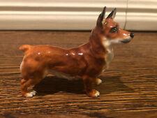 Royal Doulton Pembroke Welsh Corgi Dog Hn 2559 Figurine Older Stamp