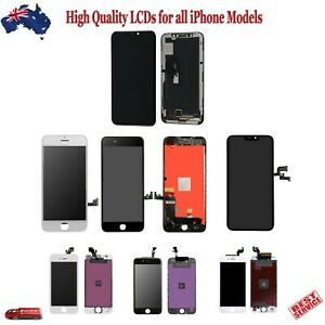 Original LCD OEM Screen + Other Qualities iPhone XS Max XR X 8 7 6 6s SE 5S 5 4