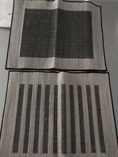 Two Reversible Tablemats/placemats