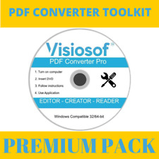 PDF Editor Converter Creator Software Windows 10 8 7 XP VISTA
