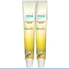 New 2 Tubes Atomy 50 g Oral Care Propolis Green Tea Extract Herbal Toothpaste