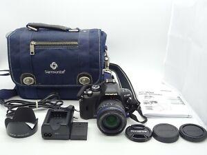 Olympus E-400 SLR-Digitalkamera inkl 14-42mm Objektiv -Vom Händler-