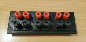 Pioneer SX-838 Speaker Terminal Conversion (Banana Plugs)