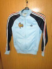 VESTE SURVETEMENT Porté EQUIPE DE FRANCE ARGENTINA 78 ADIDAS VENTEX 1978 maillot