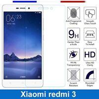 Protecteur d'Écran pour Xiaomi Redmi 3 / 3s / 3x / 3 Pro Verre Trempe Premium 9H