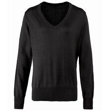 Jersey de mujer de color principal negro talla 40