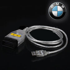 BMW INPA K+DCAN USB Interface OBD2 OBDII 16 Pin Car Diagnostic Tool Cable