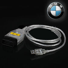 BMW INPA K+DCAN USB Interface OBD2 OBDII 16 Pin Car Diagnostic Tool Cable