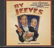 BY JEEVES Original cast recording CD Andrew Lloyd Webber