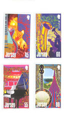 Jersey-Music-Musical instruments set mnh