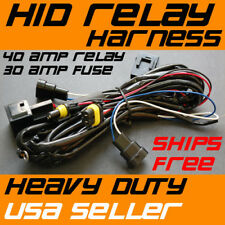 Xenon HID Conversion Relay Wiring Harness F3 Fog Light