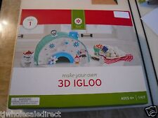 New ! Decorate Your Own 3D Igloo Makes 1 Party & Activities Gifts
