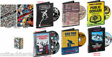 Powell Peralta Skateboard 7 DVD Video SPECIAL EDITION Set NEW Animal Chin +more