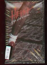 Heist High Heel Heaven USA Cassette Tape new Hair Glam Metal