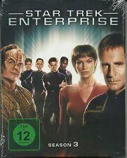 Star Trek Enterprise  Staffel 3 Blu-Ray NEU OVP Sealed Deutsche Ausgabe