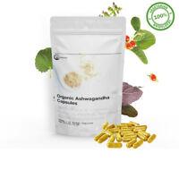 Ashwagandha Root   Extract Anxiety Stress Relaxing - UK SELLER, 100% Organic