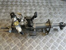 NISSAN X-TRAIL T30 MK1 03-07 STEERING COLUMN WITH IGNITION BARREL & KEY (D74)