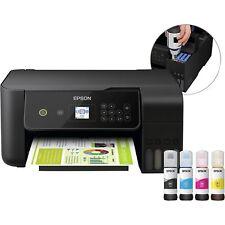Epson EcoTank ET-2720 3-in-1 Drucker Scanner Kopierer WLAN 4 Tintenflaschen