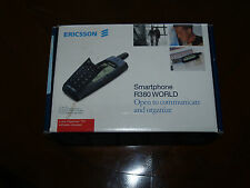 Ericsson R380 World - Blue (Unlocked) Smartphone New in box (extremely rare)