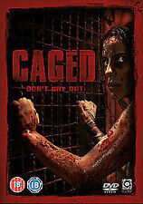 Caged (DVD, 2011)