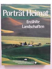 Buch PORTRÄT HEIMAT - ERZÄHLTE LANDSCHAFTEN vom WWF, 1995