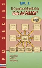 El Companero de Bolsillo de la Guia Del Pmbok(r) by Wuttke Thomas, Paul...