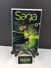 Saga 41 ERROR Edition RECALLED Variant NM Image Brian K Vaughan Fiona Staples