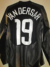 Manchester United 2005-2006 Van Der Sar Portero De Fútbol Camisa Grande / 39710