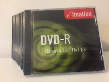 Imation DVR-R 120 MIN 4.7 GB 16 X