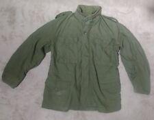 VTG Men's Military Cold Weather OG-107 M-65 Field Jacket Size Small Short 1976
