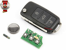 VW GOLF PLUS CADDY JETTA SCIROCCO EOS ALTEA 1K0959753G CLE A TELECOMMANDE 434Mhz