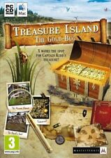 Treasure Island The Gold Bug - PC DVD - New & Sealed