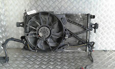 Moto ventilateur + Radiateur refroidissement - OPEL ZAFIRA A I (1) 2.0 DTI