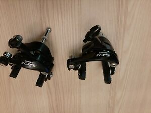 Vorne 18//27,5 mmBolzen Shimano Bemse 105 BR-5800 Hinten 10,5//12,8 mm