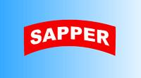 SAPPER Tab Vinyl Decal - Window Sticker