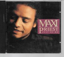CD COMPIL 16 TITRES--MAXI PRIEST--BEST OF ME...