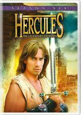 Hercules: The Legendary Journeys: Season Six [New DVD] 2 Pack