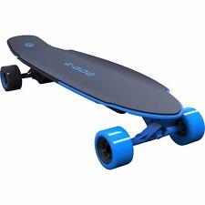 Yuneec Ego-2 Electric Longboard Skateboard W/Remote Control (Blue) 2016 Model