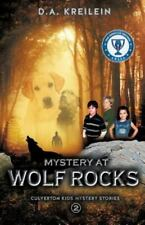 Mystery at Wolf Rocks (Paperback or Softback)
