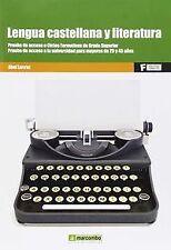 LENGUA CASTELLANA Y LITERATURA. NUEVO. Nacional URGENTE/Internac. económico. LIB
