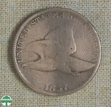 1857 FLYING EAGLE CENT - VERY GOOD DETAILS