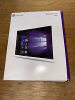 Used Microsoft Windows 10 Professional Pro 32/64 Bit Full USB 3.0