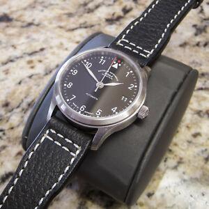 Muhle Glashutte Terrasport III Automatic Watch - M1-37-80 - Small Version