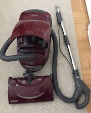 Kenmore 116 HEPA 360 Canister Vacuum Cleaner w/5 attachments & power brush